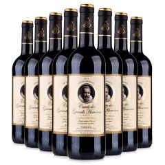 法国玛格城堡干红葡萄酒套组 货号118586