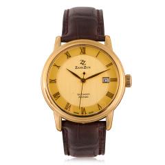 臻時力瑞士原裝進口真金男腕表 貨號120901