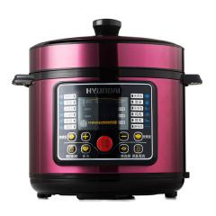 HYUNDAI现代电压力锅买赠组 货号121720