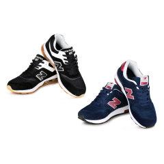 紐巴倫男女復古緩震慢跑鞋組  貨號122972