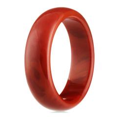 富貴平安紅瑪瑙手鐲套組  貨號123244