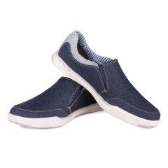 Clarks云艾尔便鞋休闲男鞋  货号122592