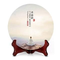 瓯叶白茶 福鼎白茶饼 2012年白牡丹饼 陈年老白茶饼 357g【送茶刀】【买3送1】