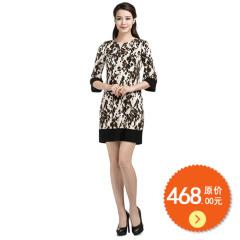 N.L时尚裙装QC77407 货号114148
