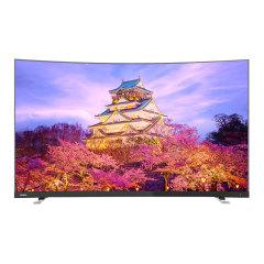 東芝65英寸4K曲面語音智能電視 貨號123732