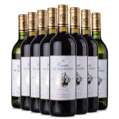 法国龙船康帝波尔多葡萄酒套组 货号119785